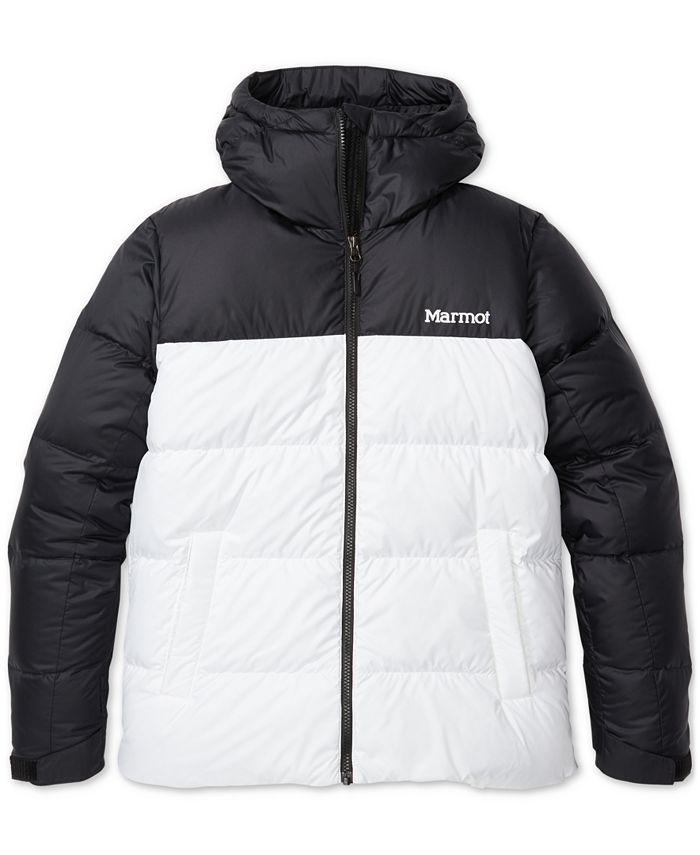 Marmot - Hooded Down Jacket