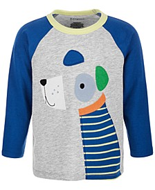 Baby Boys Puppy T-Shirt, Created for Macy's