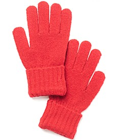 Rib Solid Gloves, Created for Macy's