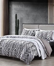 Balta 3-Piece Comforter Set, Full