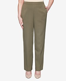 Women's Plus Size Colorado Springs Twill Proportioned Short Pant