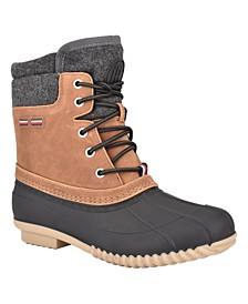 Women's Mysty Duck Boots