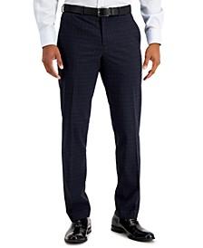 Portfolio Men's Slim-Fit Performance Stretch Dress Pants