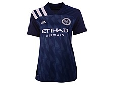adidas New York City FC Women's Secondary Replica Jersey