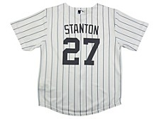New York Yankees Kids Official Player Jersey Giancarlo Stanton