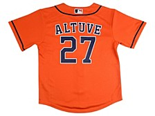Houston Astros Kids Official Player Jersey Jose Altuve