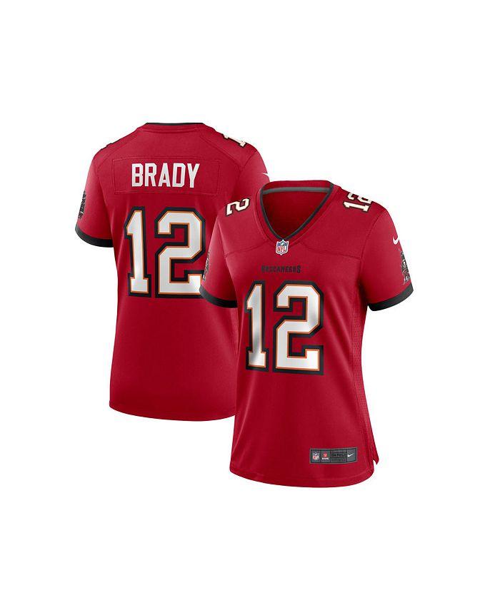 Tampa Bay Buccaneers Women's Game Jersey Tom Brady