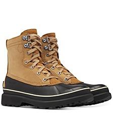 Men's Caribou Storm Waterproof Boots