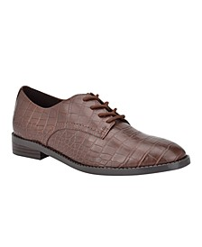 Women's Maia Lace Up Oxfords