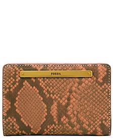 Women's Liza Multifunction Leather Wallet