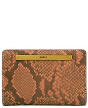 Fossil Pouches WOMEN'S LIZA MULTIFUNCTION LEATHER WALLET