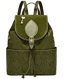 Women's Luna Leather Backpack