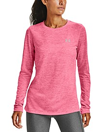 Women's Tech Twist Crew Long Sleeve