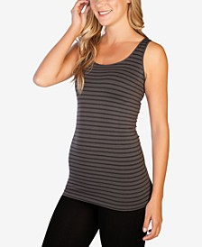 Tonal Stripe Tank Top