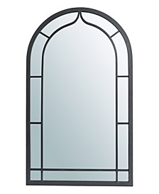 Oversized Arched Wall Mirror