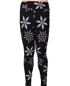 Trendy Plus Size Ugly Christmas Leggings