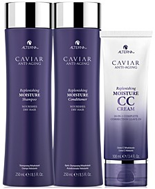 3-Pc. Caviar Anti-Aging Replenishing Moisture Set