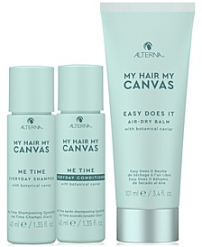 4-Pc. My Hair My Canvas Air-Dry Balm Set