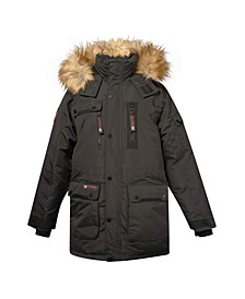 Little Boys Puffer Coat