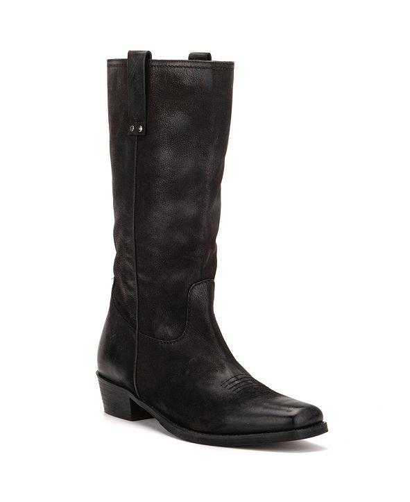 Vintage Foundry Co Women's Aliza Regular Calf Boots