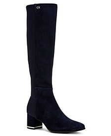 Women's Freeda Tall Leather Boots