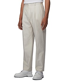 BOSS Men's Pero Relaxed-Fit Trousers