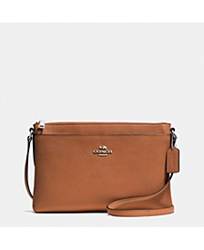 Leather Journal Crossbody