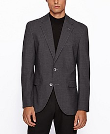 BOSS Men's Jawen1 Regular-Fit Jacket