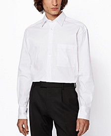 BOSS Men's Felton Relaxed-Fit Shirt