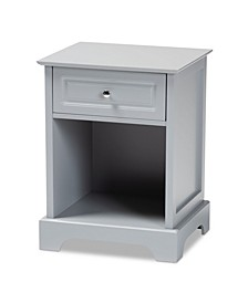 Chase 1-Drawer Nightstand