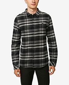 Men's Redmond Flannel Woven Shirt