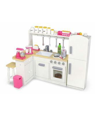 Playtime By Eimmie Doll Kitchen Set