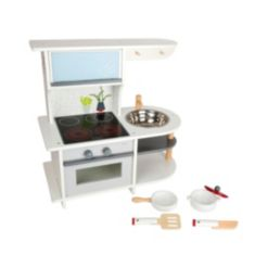 Legler Usa Small Foot Wooden Toys Children's Play Kitchen