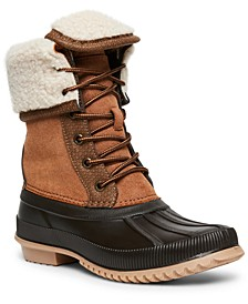 Women's Climbber Lug Sole Duck Boots