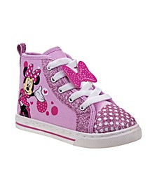 Minnie Mouse Toddler Girls Sneaker