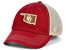 Men's Oklahoma Sooners Hidst Trucker Cap