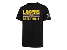 Los Angeles Lakers Men's Half Court Super Rival T-Shirt