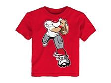 Toddler Ohio State Buckeyes Yard Rush T-Shirt