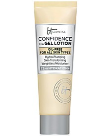 Confidence In A Gel Lotion Lightweight Moisturizer, Travel Size
