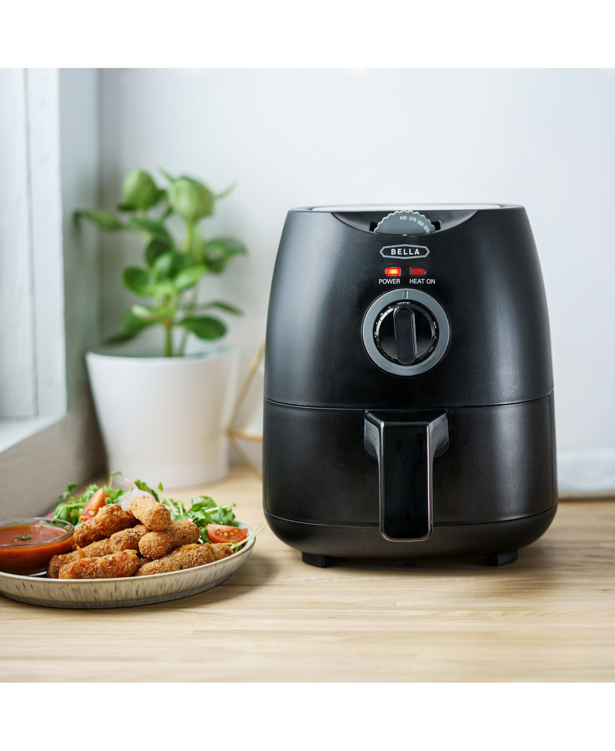 Bella 2-Quart Electric Air Fryer