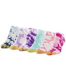 Women's Tie-Dye 6pk Liner Socks