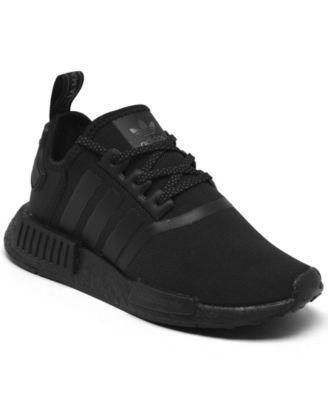 nmd_r1 shoes womens black