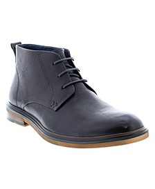 Men's Dress Casual Lace Up Boot