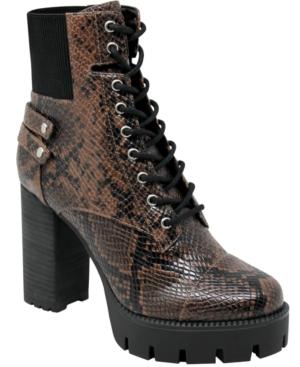 Women's Wyatt Lug Sole Booties Women's Shoes