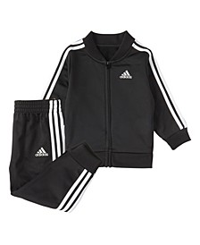 Little Boys Classic Track Jacket and Jogger Set