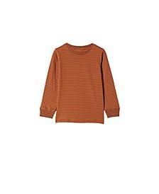 Toddler Boys Core Long Sleeve T-Shirt