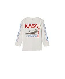 Big Boys Co Lab Long Sleeve T-Shirt