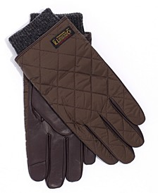 Men's Touch Quilted Field Gloves