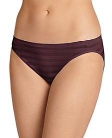 Comfies Matte and Shine Bikini Underwear 1305