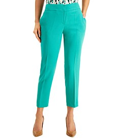 Petite Stretch Slim-Leg Pants